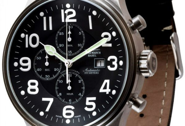 Giant Chronograph Date