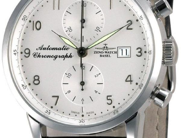 Magellano Chronograph 18ct white gold