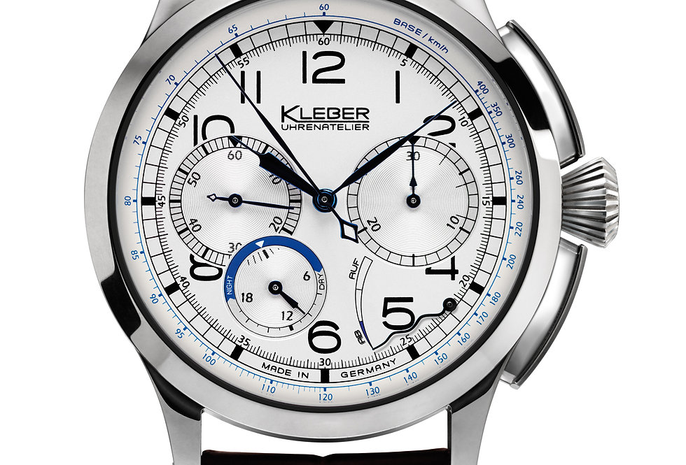 Kleber Clubtime Vigour Silber