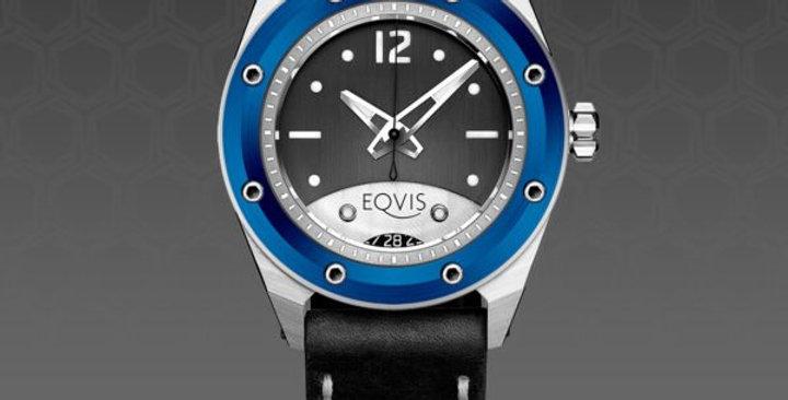 EQVIS Varius Aluminum Changing Blue 11-teilig