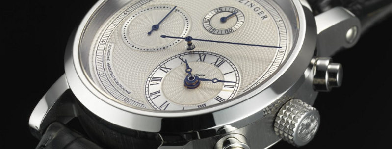 Benzinger Chrono Zeitmaschine/Timemachine