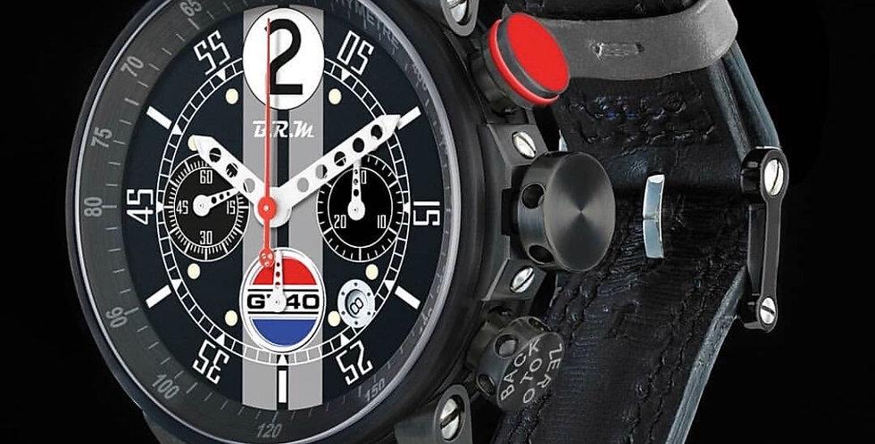 B.R.M Chrono V12 GT 40 Racing Le Mans limted 40 pieces