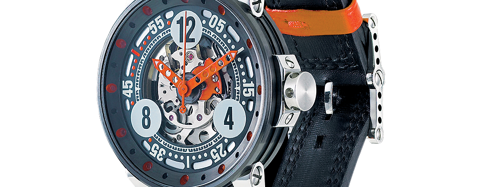 B.R.M V6 Sport skeleton Automatic