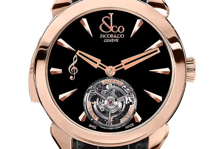 Jacob & Co. PALATIAL FLYING TOURBILLON MINUTE REPEATER