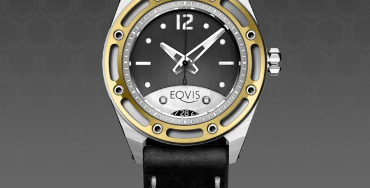EQVIS Varius Aluminium Bronze Changeling 11-teilig