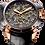 Thumbnail: Pierre DeRoche TNT Royal Retro Sapphire