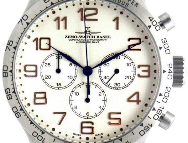 OS Tachymeter Retro Chronograph 2020