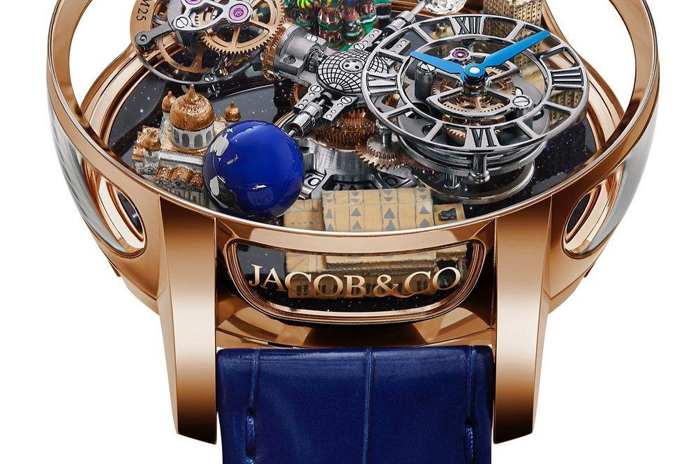 Jacob & Co. Astro Moscow Unique Piece