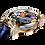 Thumbnail: Jacob & Co. Astronomia Solar Baguettes - Jewellery - Planets - Zodiac