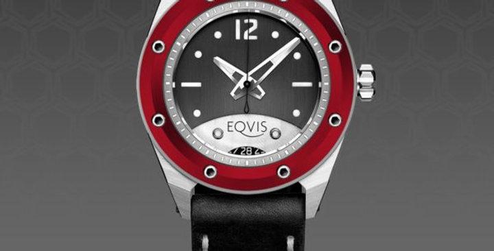 EQVIS Varius Aluminum Changeling Red 11-teilig
