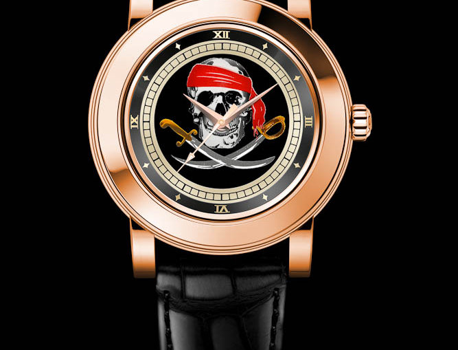 Quinting Cyclone Jolly Roger Gold