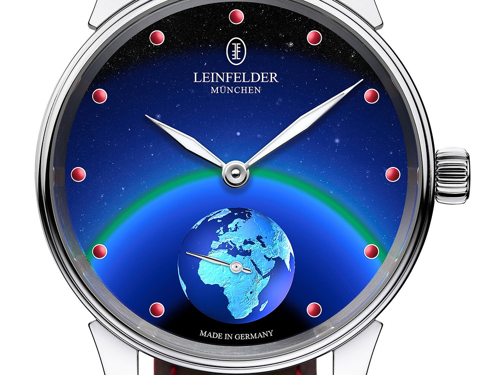 Leinfelder Uhren München Terra 1
