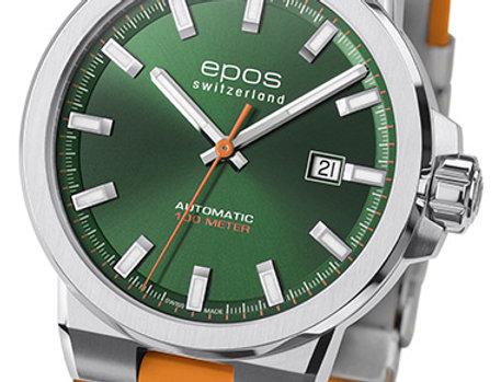 Epos SPORTIVE Dynamic, in 4 Optionen, GREEN