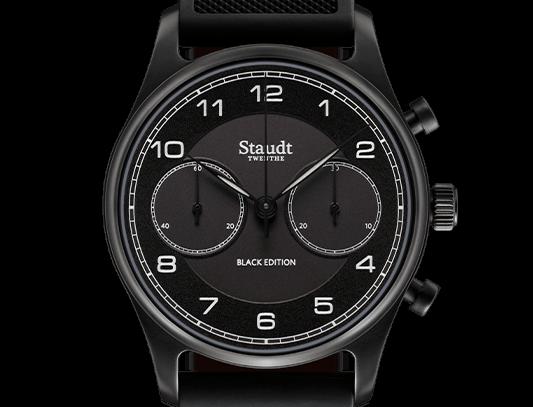 Praeludium Chronograph Black Edition