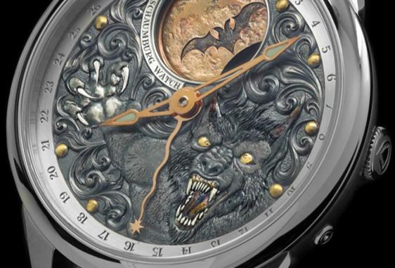 Schaumburg MooN Werewolf - Limited Edition 25pc.