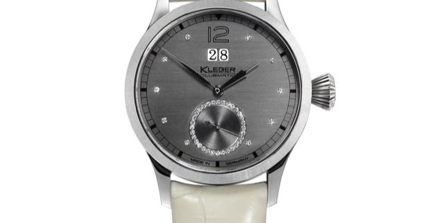 Kleber Clubmatic Lady Grey Diamonds