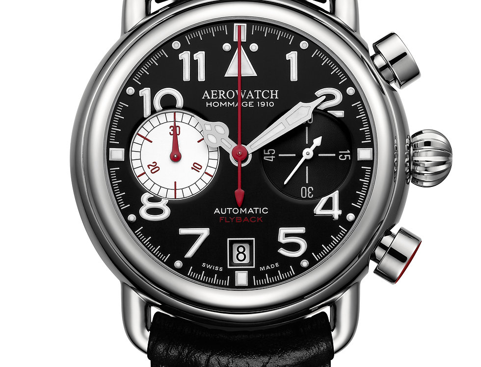 Aerowatch HOMMAGE 1910 CHRONO FLYBACK