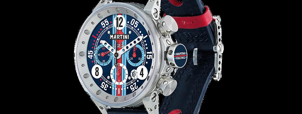 B.R.M V12 Chronograph Martini Racing