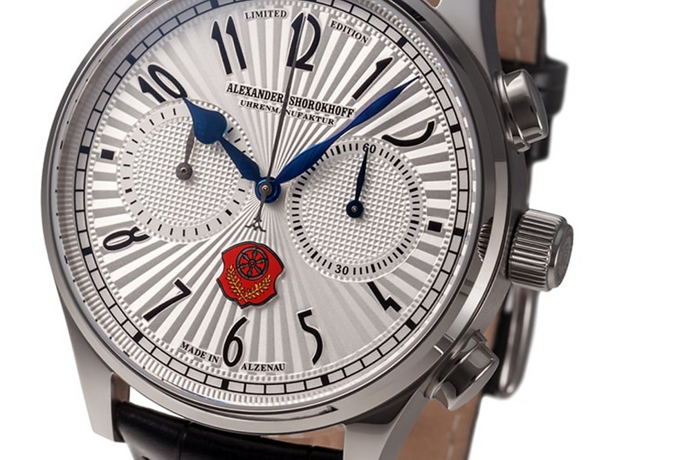 Alexander Shorokhoff Chrono Alzenau Limited Edition 100 Pieces