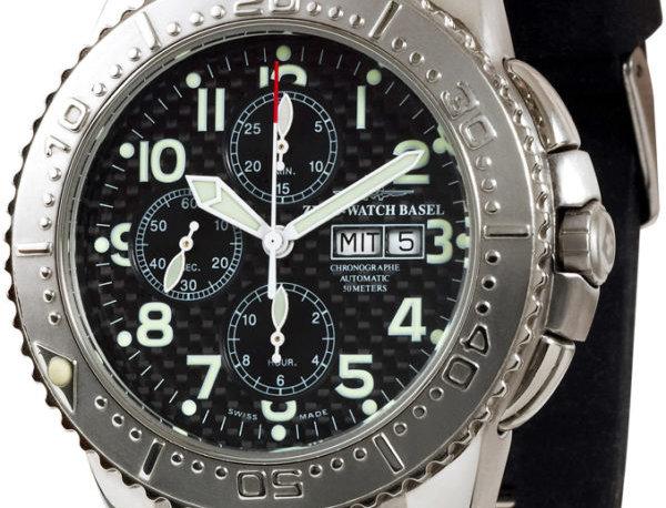 Hercules 1 Chronograph Day-Date