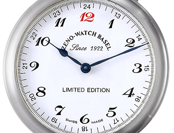 BILLODES pocket watch on the wrist – Ltd