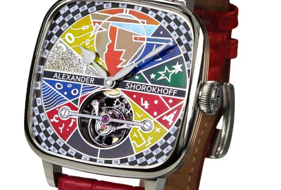 "Alexander Shorokhoff Tourbillon ""PICASSINI"" limited 5 Stück"
