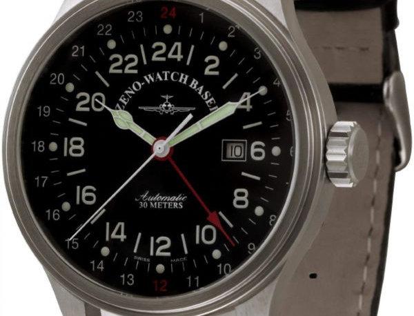 OS Pilot GMT + 24 hours indication – Ltd
