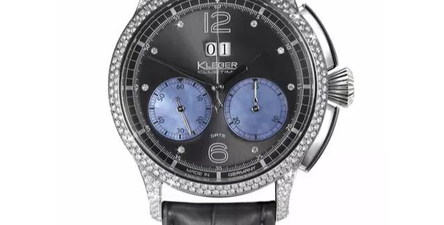 Kleber Clubtime Date Pearl of Diamonds