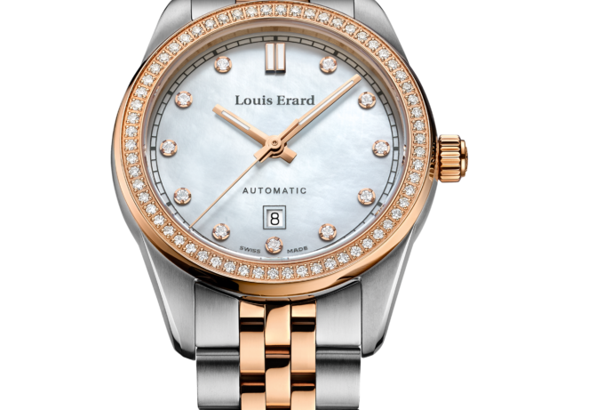 Louis Erard Héritage Lady Mother-of-pearl