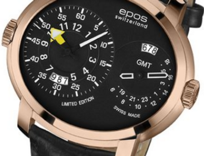 Epos Collection Oeuvre d'art GMT Limited ed.
