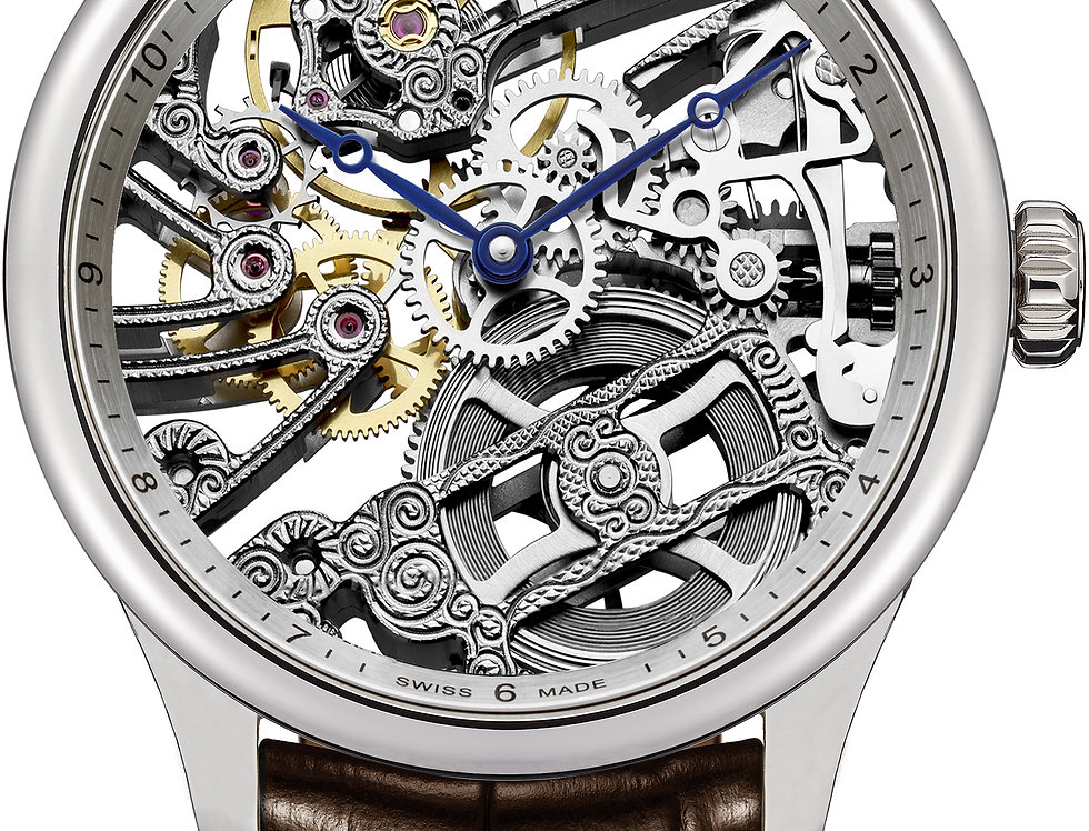 Aerowatch BIG MECHANICAL SKELETON
