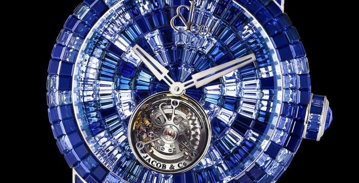 Jacob & Co. CAVIAR TOURBILLON CAMO BLUE