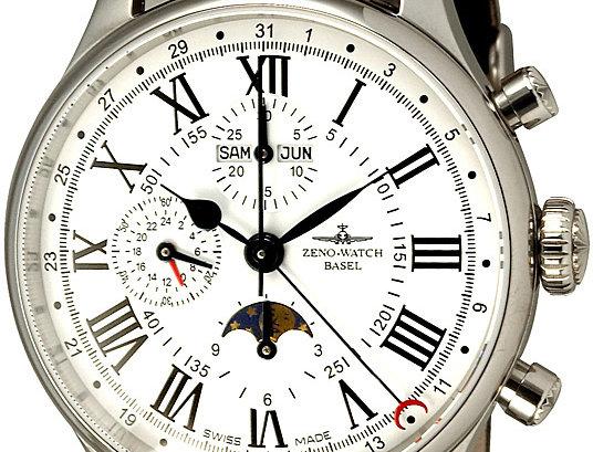 Godat II Fullcalendar Chronograph Roma