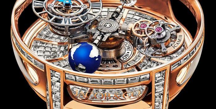 Jacob & Co. Astronomia Tourbillon Five Monute 9 Pieces Limited