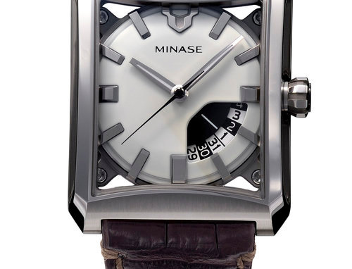 Minase 5 Windows Jahr 2020 Stainless Steel