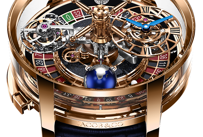 Jacob & Co. Astronomia Casino Limited 88 pieces
