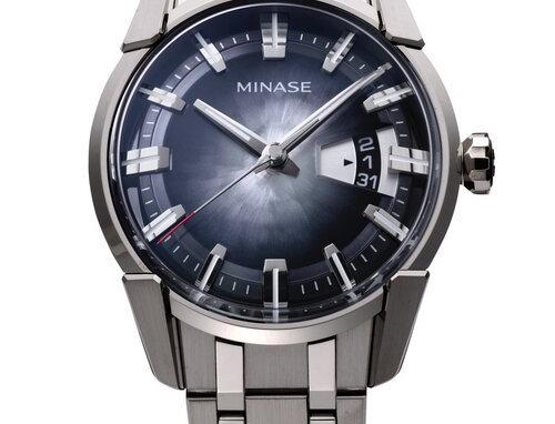 Minase Divido Jahr 2021 Stainless Steel bracelet