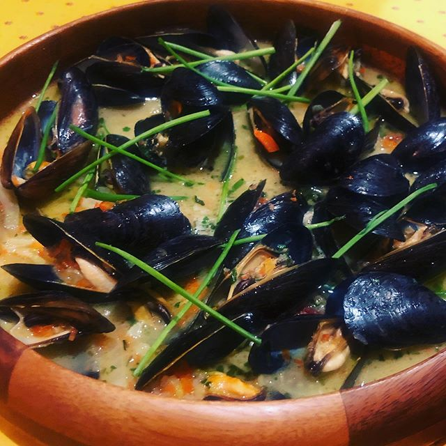 Seasonal Musssels w