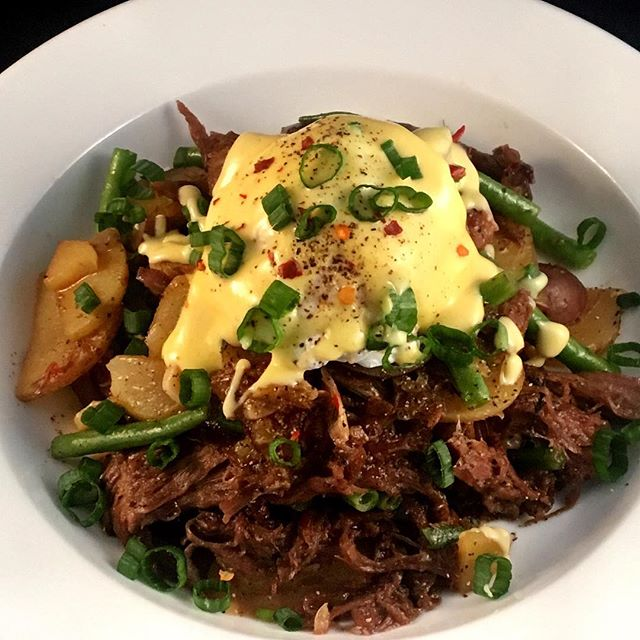 Link in Bio.jpg_Brisket Hash w. Poached Eggs..jpgHaricots Vert_Russet Potato_Scallion_Parsley _Crush
