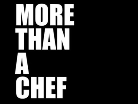 "Chef Swoop explains ""More Than A Chef"" Webseries."