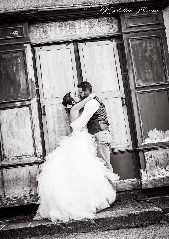 Photos de mariage, photos de couple des mariés à Clermont, Riom, Cournon d'Auvergne, Puy de dome, 63, France