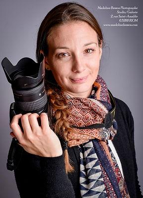 Madeline Besson Photographe Clermont Ferrand Riom Issoire Cournon