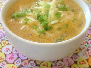 WiscoCheeseland Beer Cheese Potato Soup