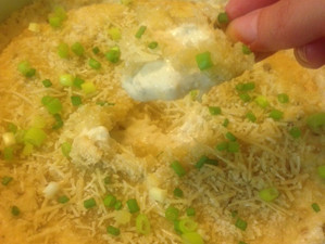 Creamy Crabby Artichoke Ricotta Dip