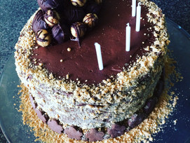 Ultimate Peanut Butter & Chocolate Cake