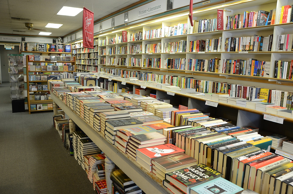 Prairie Lights Books, image used with permission from Prairie Lights Bookshop