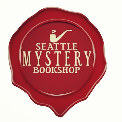 Logo courtesy of Seattle Mystery Bookshop