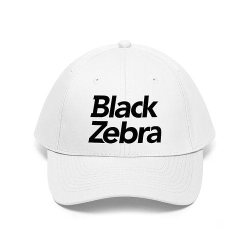 BZ Original Stacked - Black on White