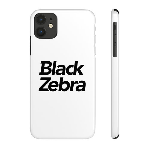 Matte Slim Phone Cases