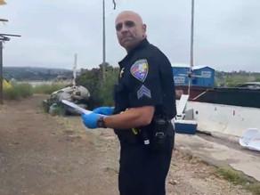 Miwok Skulls & Encampment Sweeps   Sausalito's Criminalization of Homelessness